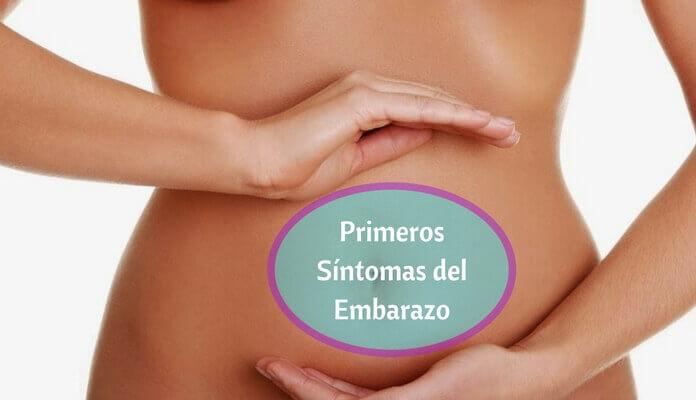 sintomas del embarazo mas comunes