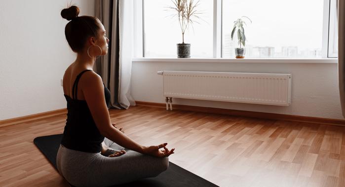 yoga y los síntomas de ansiedad