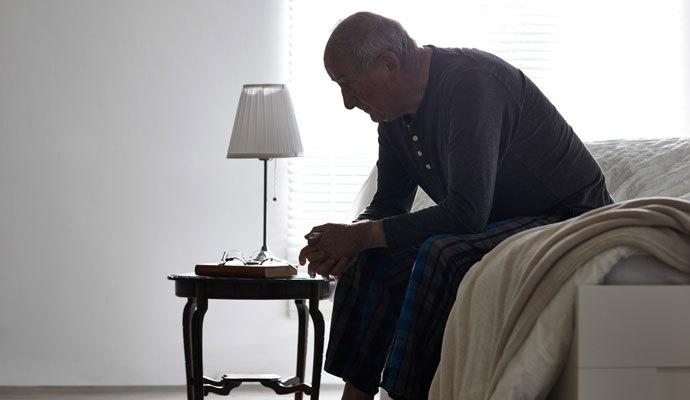 síntomas de depresión mayor