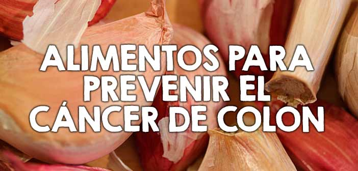 sintomas cancer de colon prevención