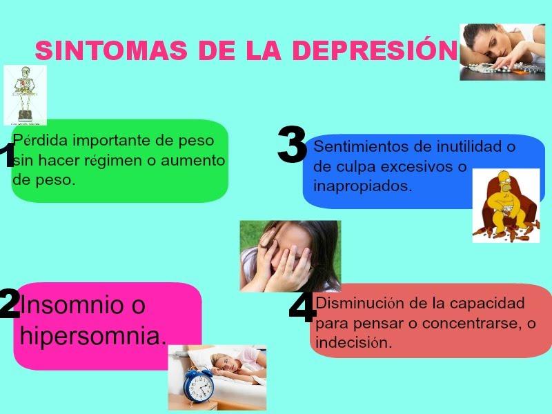 sintomas de depresion con ansiedad