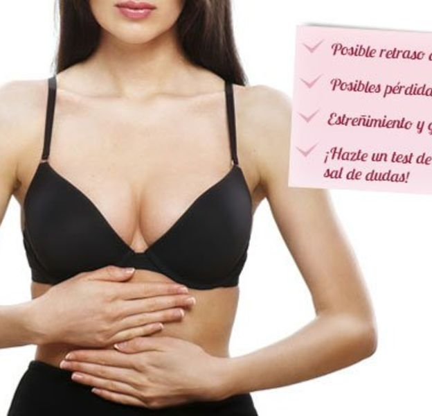sintomas de embarazo colicos