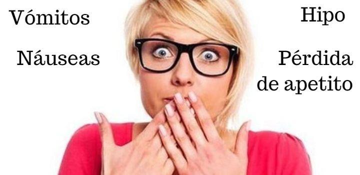 síntomas de gastritis aguda