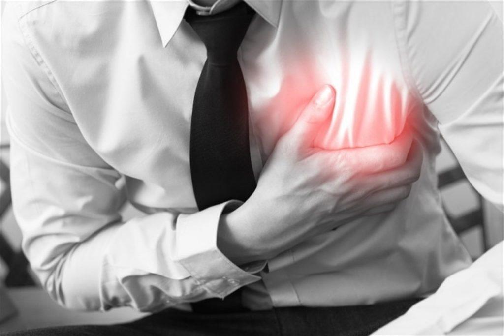 que es una angina de pecho y sus sintomas