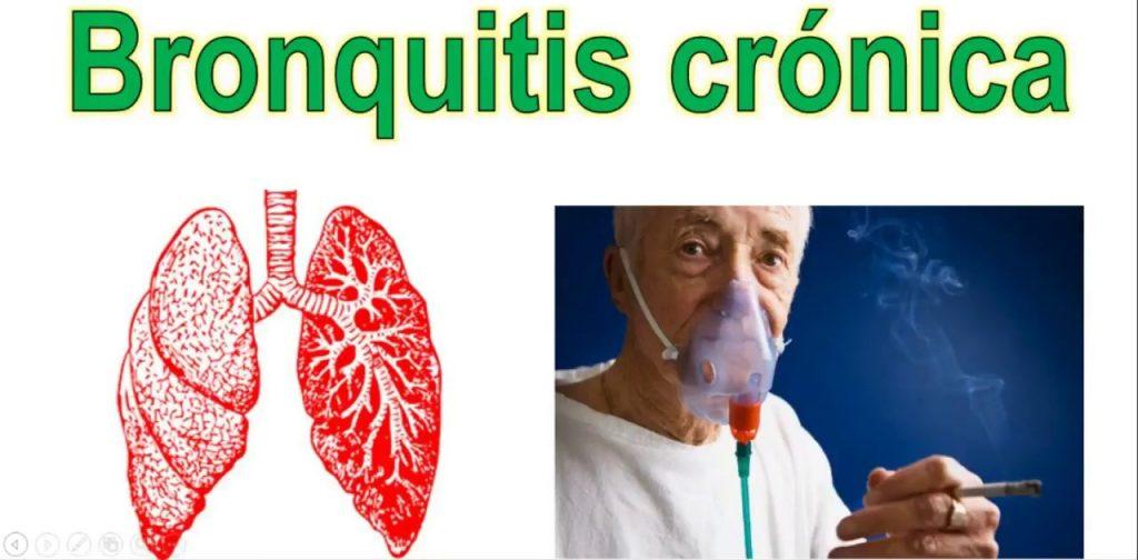 sintomas de bronquitis cronica