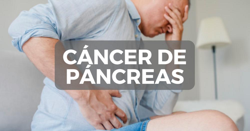 sintomas de cancer de pancreas en adultos