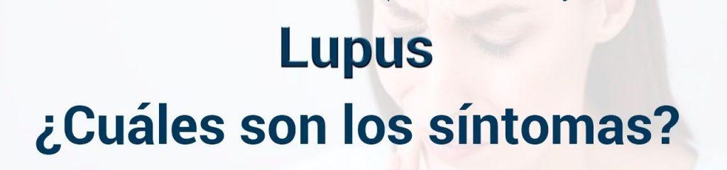 sintomas lupus dermico