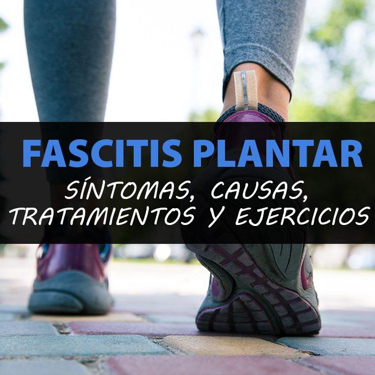 síntomas de fascitis plantar