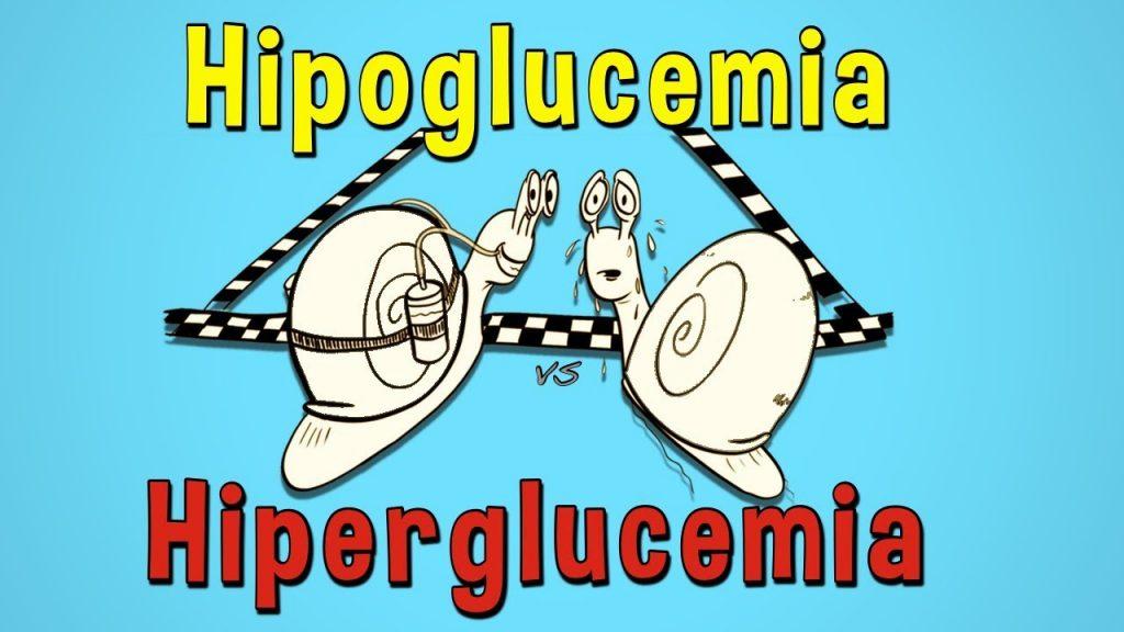 hipoglucemia sintomas y signos
