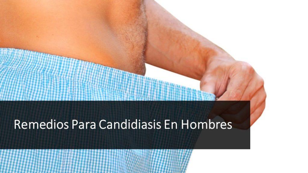 sintomas fotos candidiasis en hombres