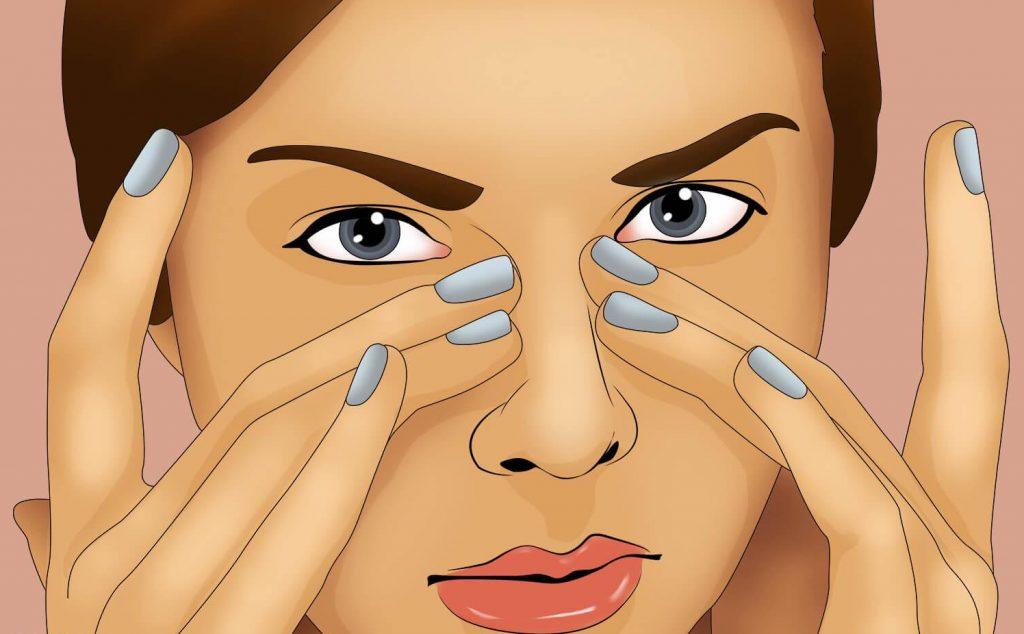 sintomas de dolor sinusitis