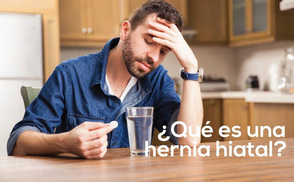 sintomas a hernia de hiato
