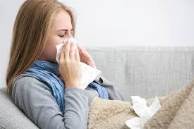 gripe sintomas iniciais