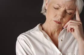 síntomas de menopausia en la mujer