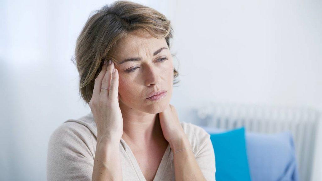 buscar sintomas de menopausia