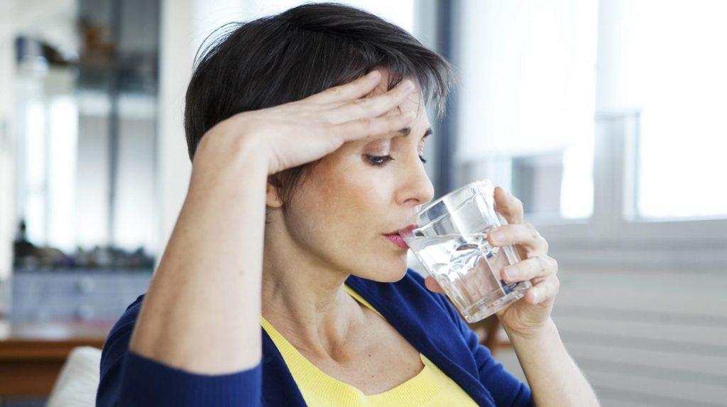 síntomas de menopausia a los 50
