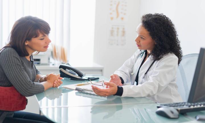 sintomas de cancer en utero