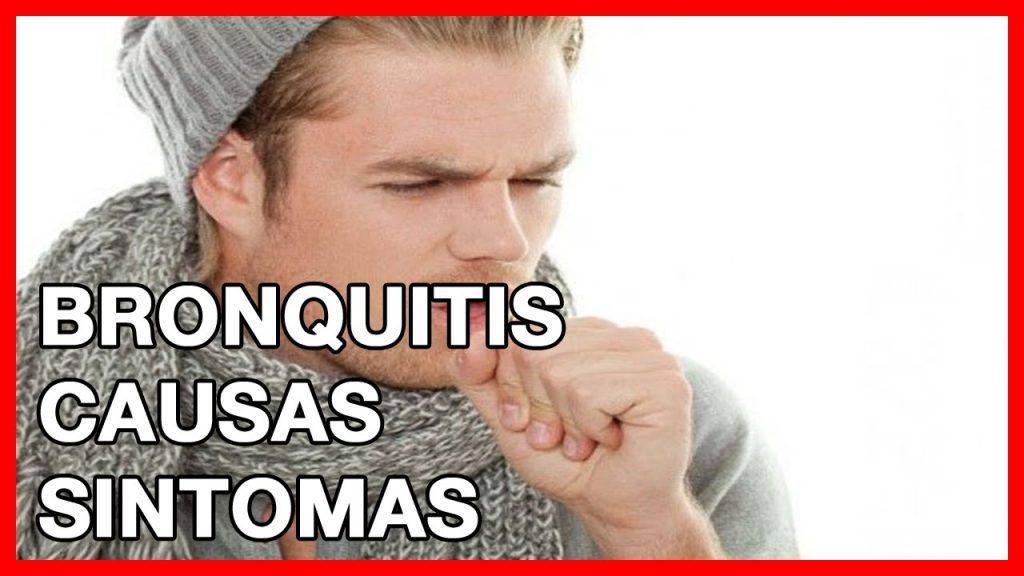 sintomas de la bronquitis