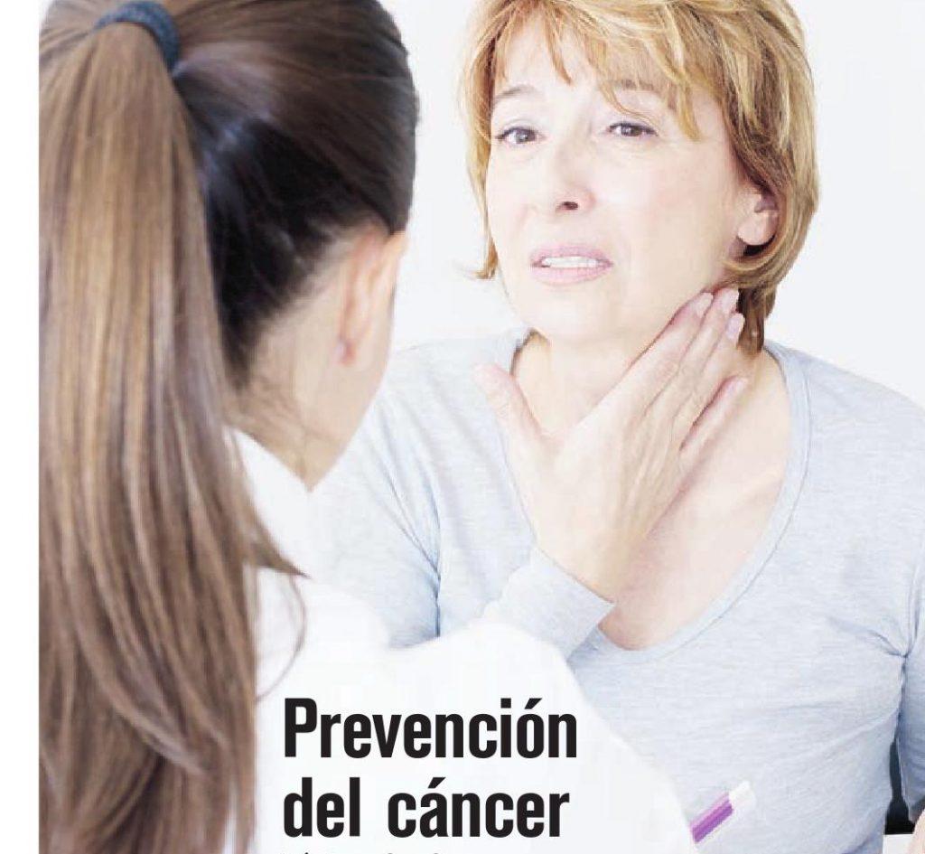 sintomas cancer de garganta