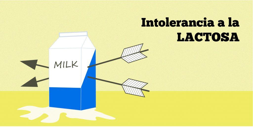 sintomas de cuando eres intolerante a la lactosa