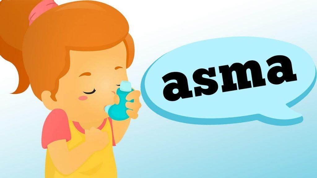 sintomas fisicos de asma