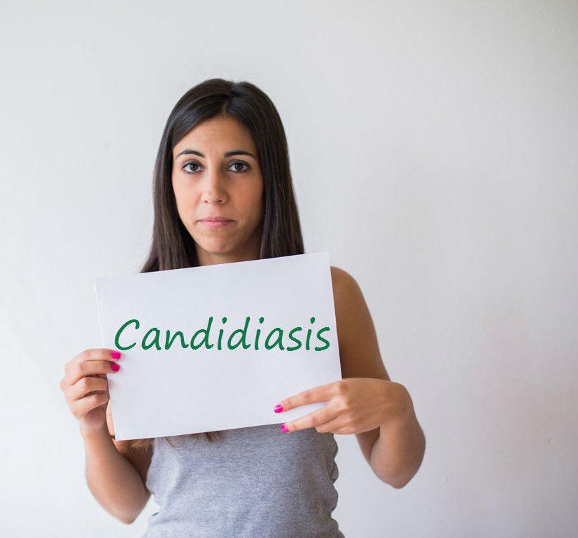 sintomas de candidiasis