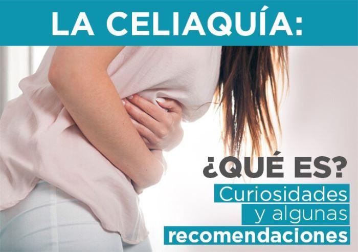 sintomas de celiaquía