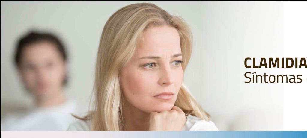 sintomas de clamidia