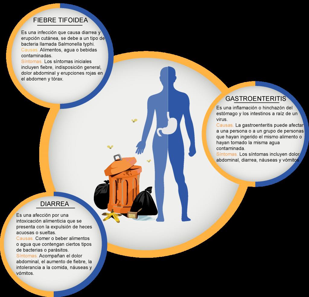 sintomas de gastroenteritis viral