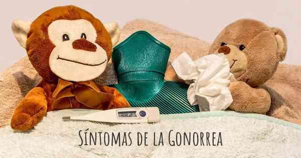 los sintomas de gonorrea