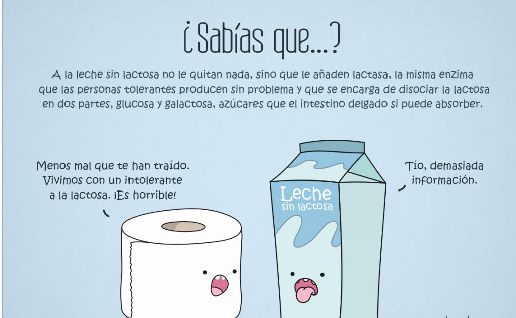 intolerancia a la lactosa causas y sintomas
