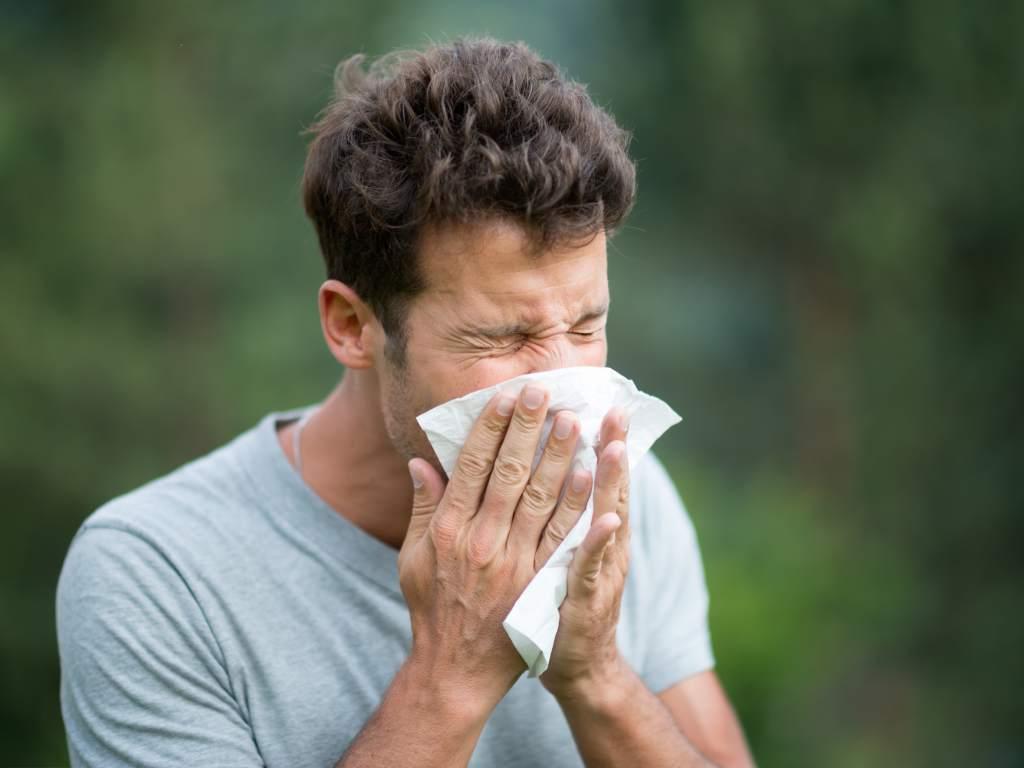 alergia alimentaria sintomas