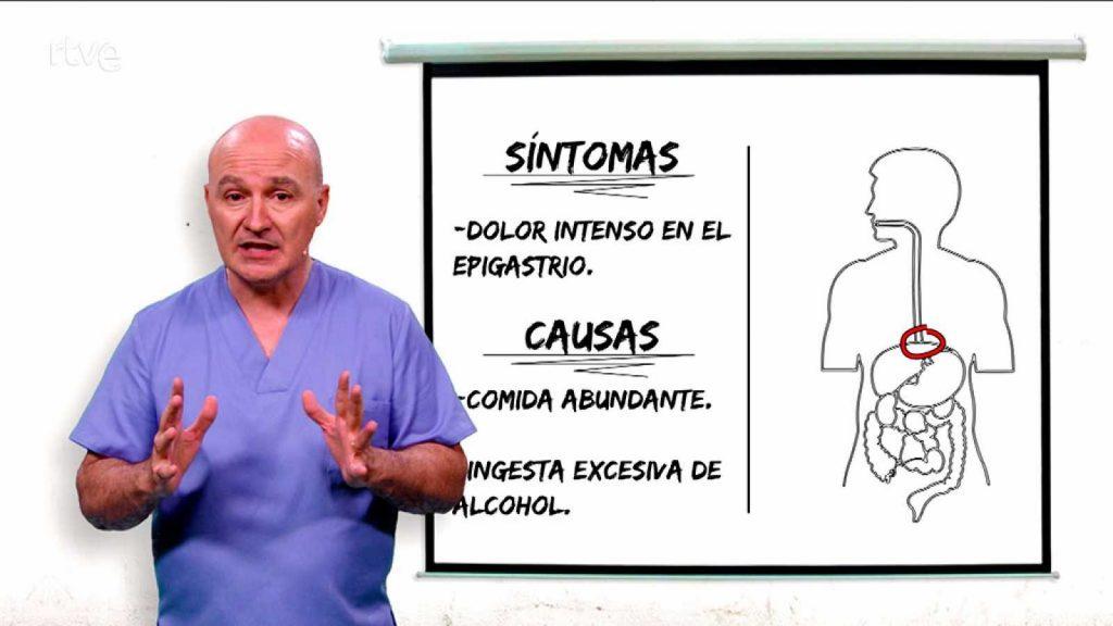 sintomas de pancreatitis biliar