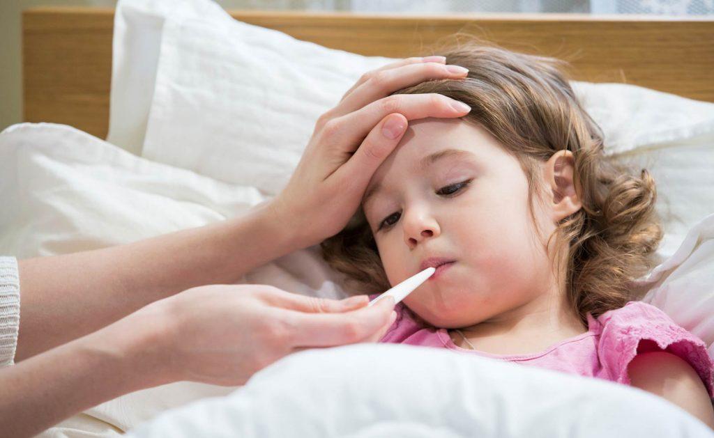 paperas en niños sintomas y tratamiento