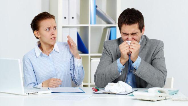 sintomas de sinusitis aguda