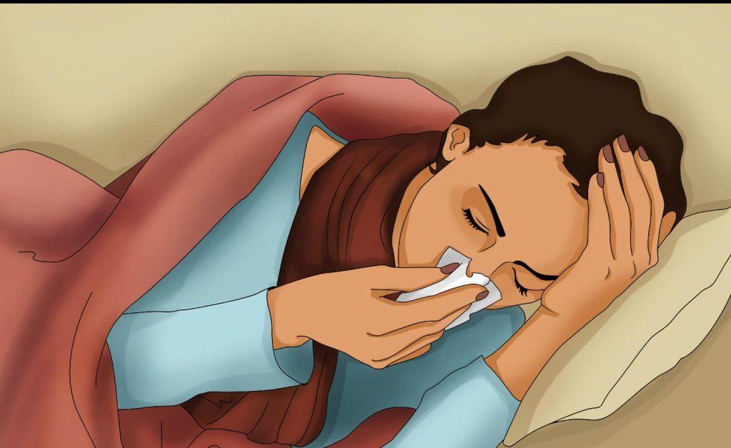 sintomas fisicos de sinusitis