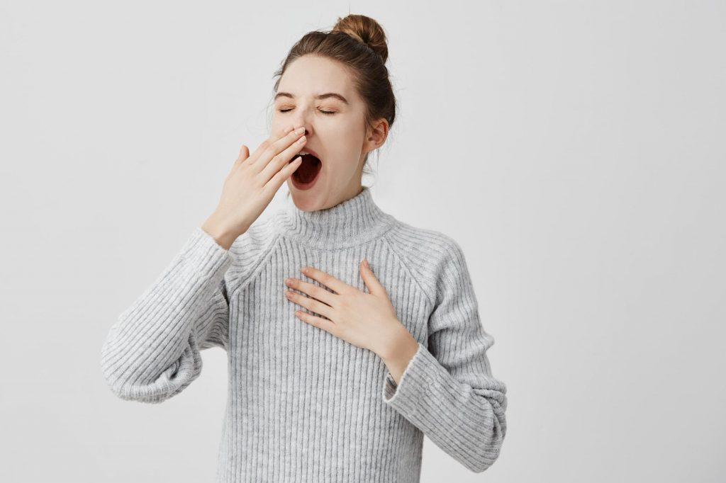 la tension baja sintomas