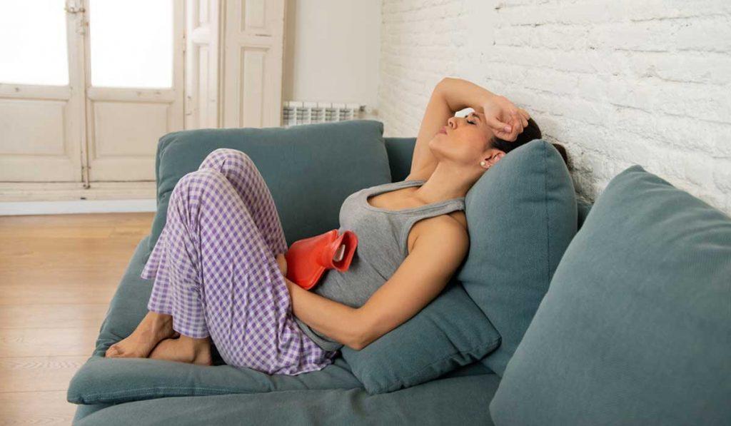hay sintomas premenstruales