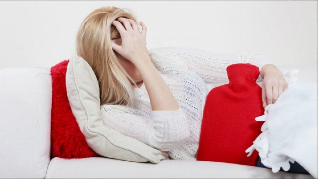 inicio sintomas premenstruales