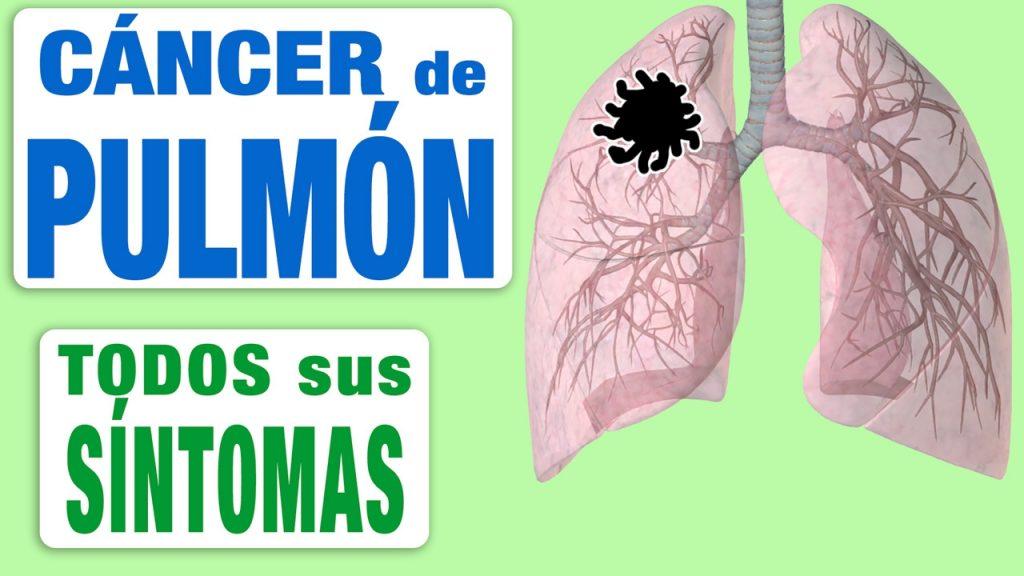 sintomas de cancer de pulmon avanzado