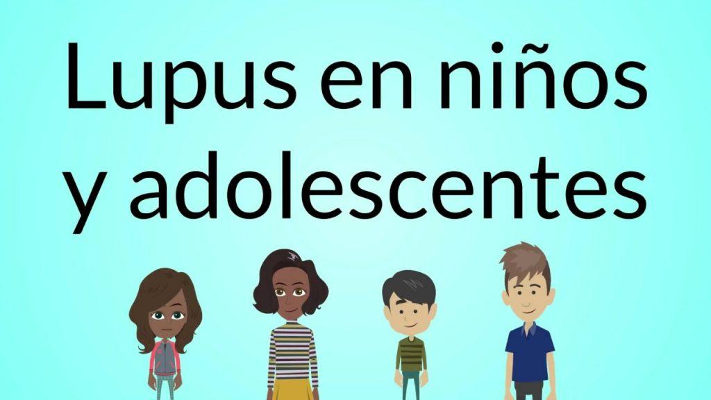 sintomas de lupus en niños