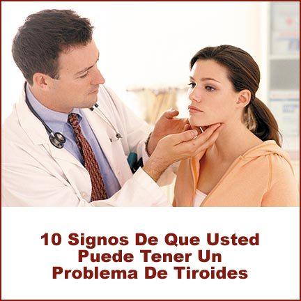 sintomas de glandula tiroides