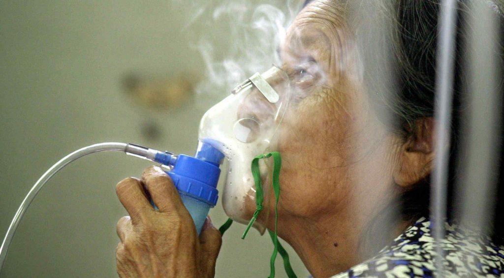 síntomas y tratamiento de asma