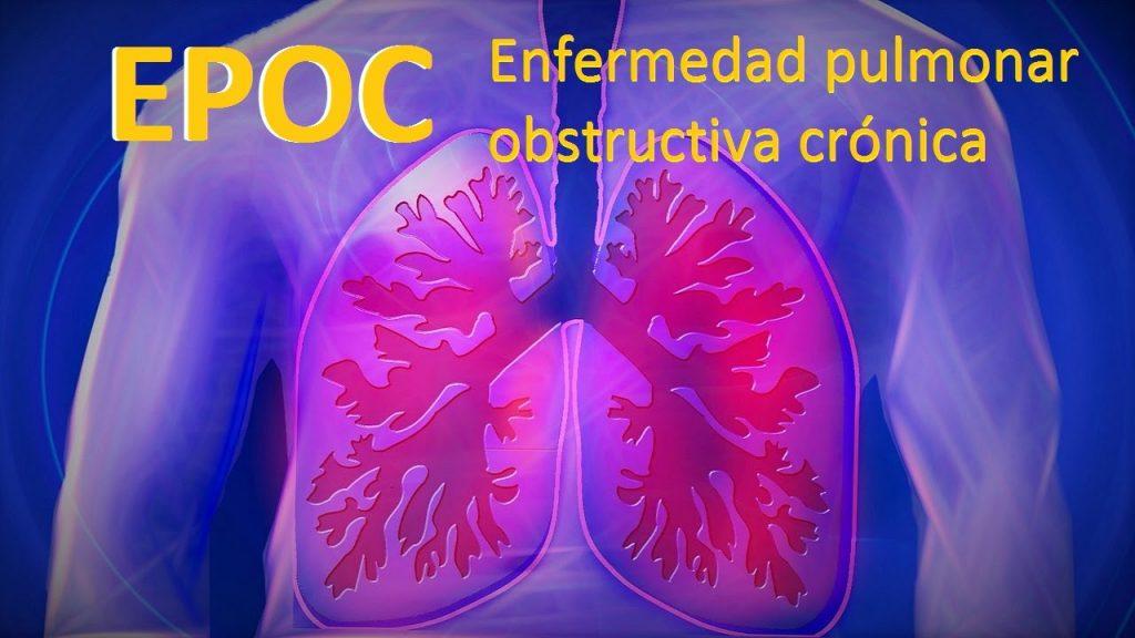 epoc sintomas causas y tratamiento