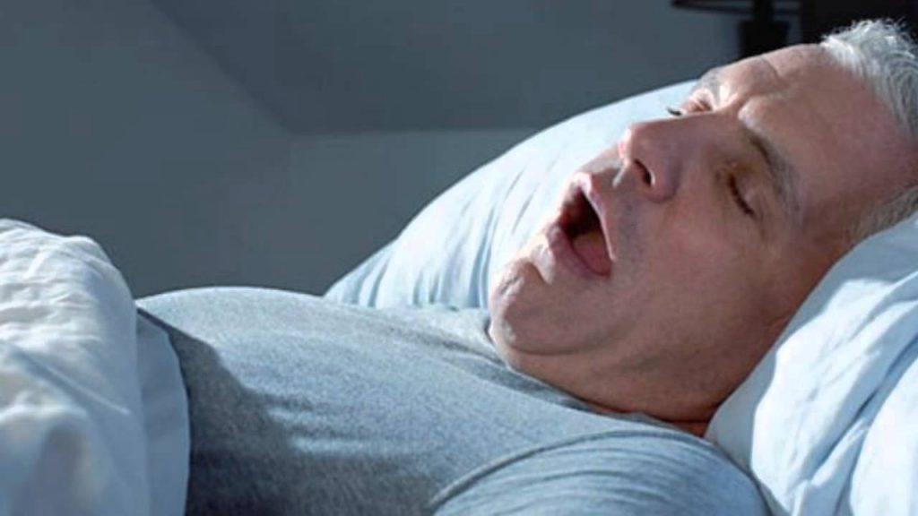 signos y sintomas de apnea del sueño