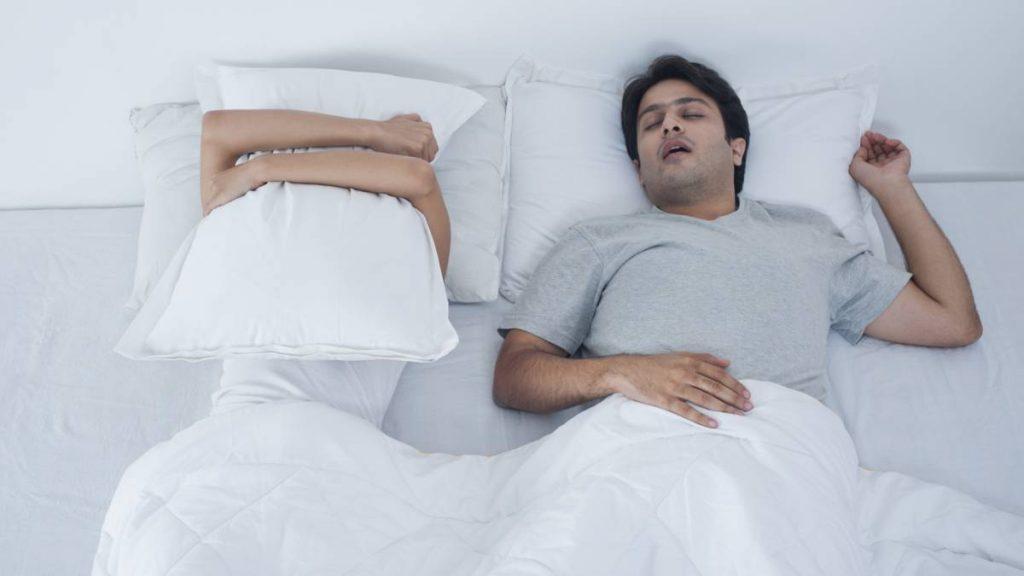síntomas apnea central del sueño
