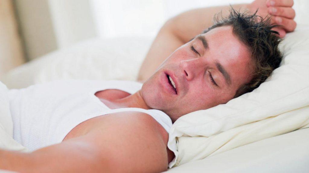apnea del sueño sintomas y consecuencias