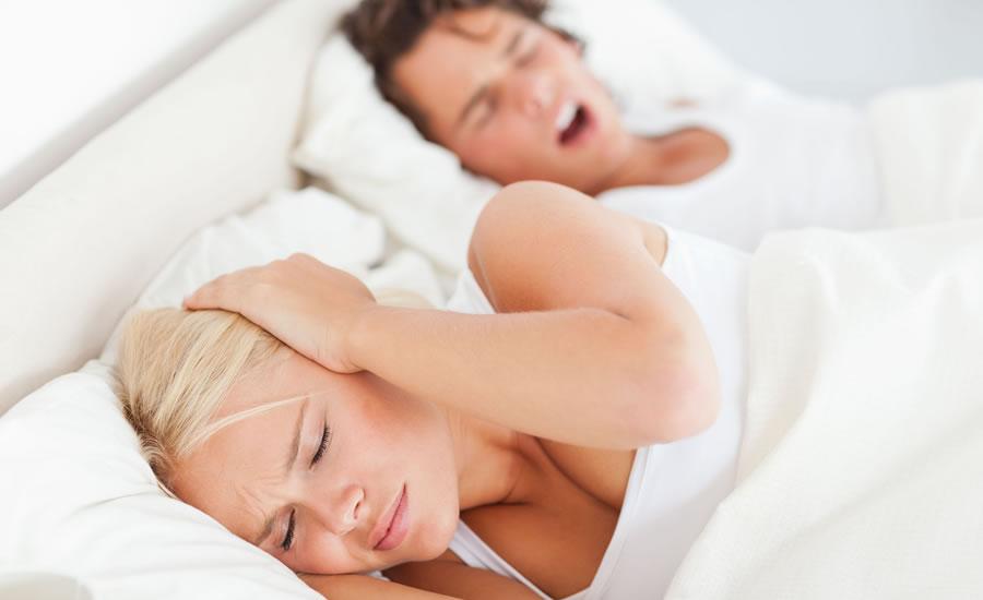 apnea obstructiva del sueño síntomas
