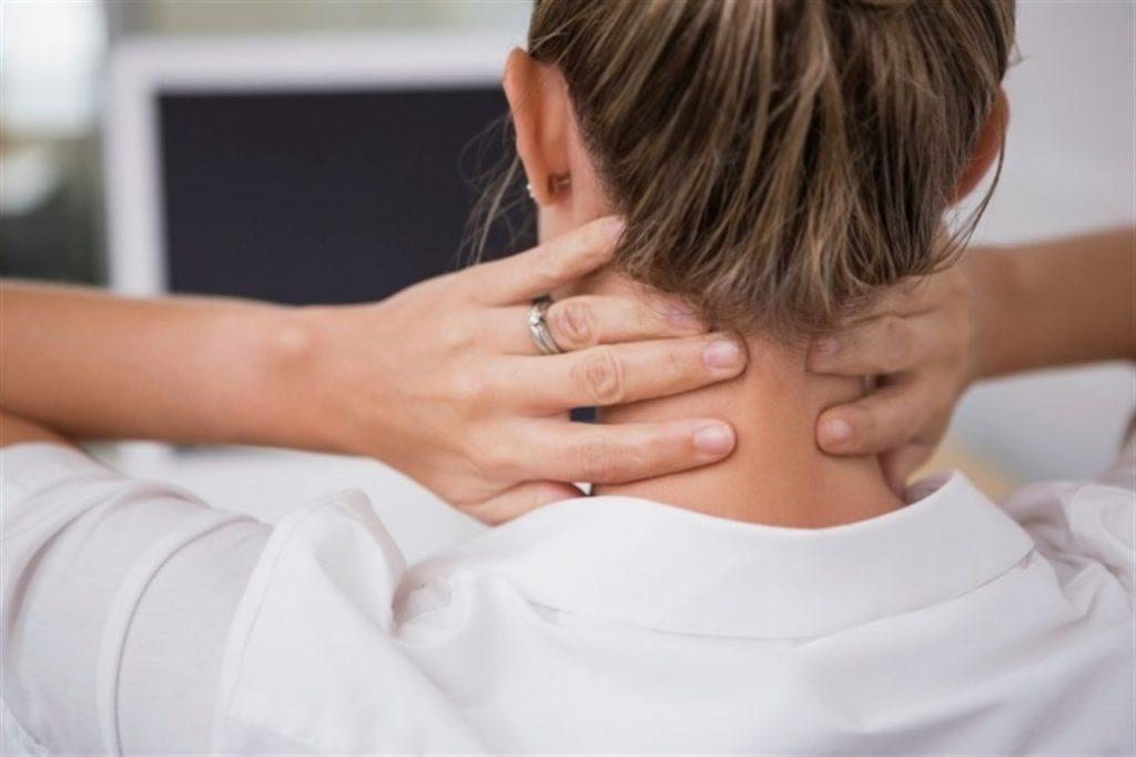 cervical síntomas