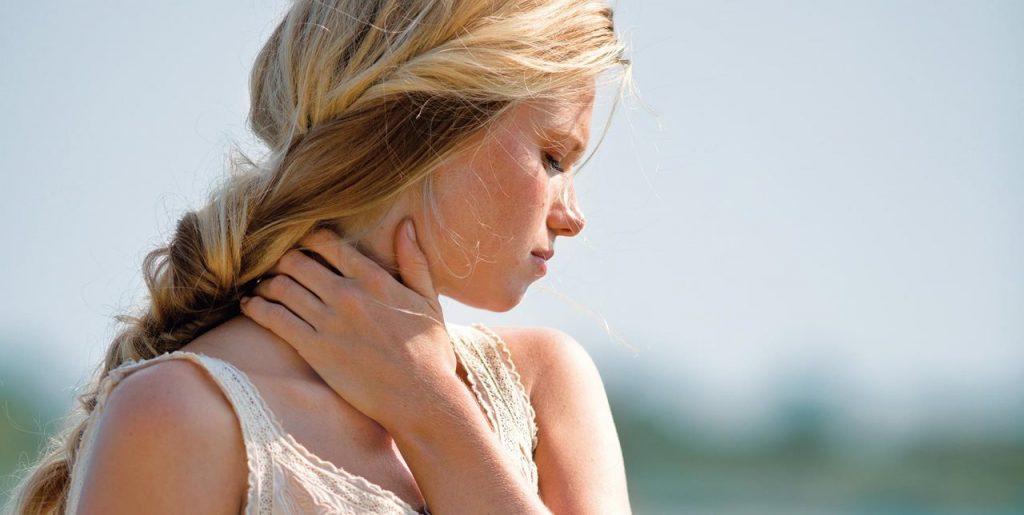 sintomas cervicales inflamadas mareos
